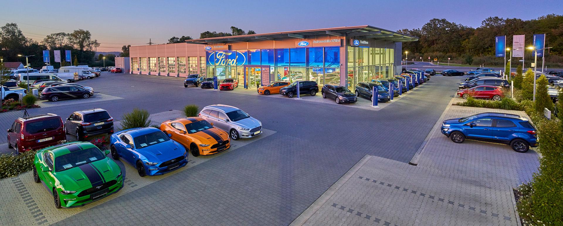 Ford Kölbl Neumarkt